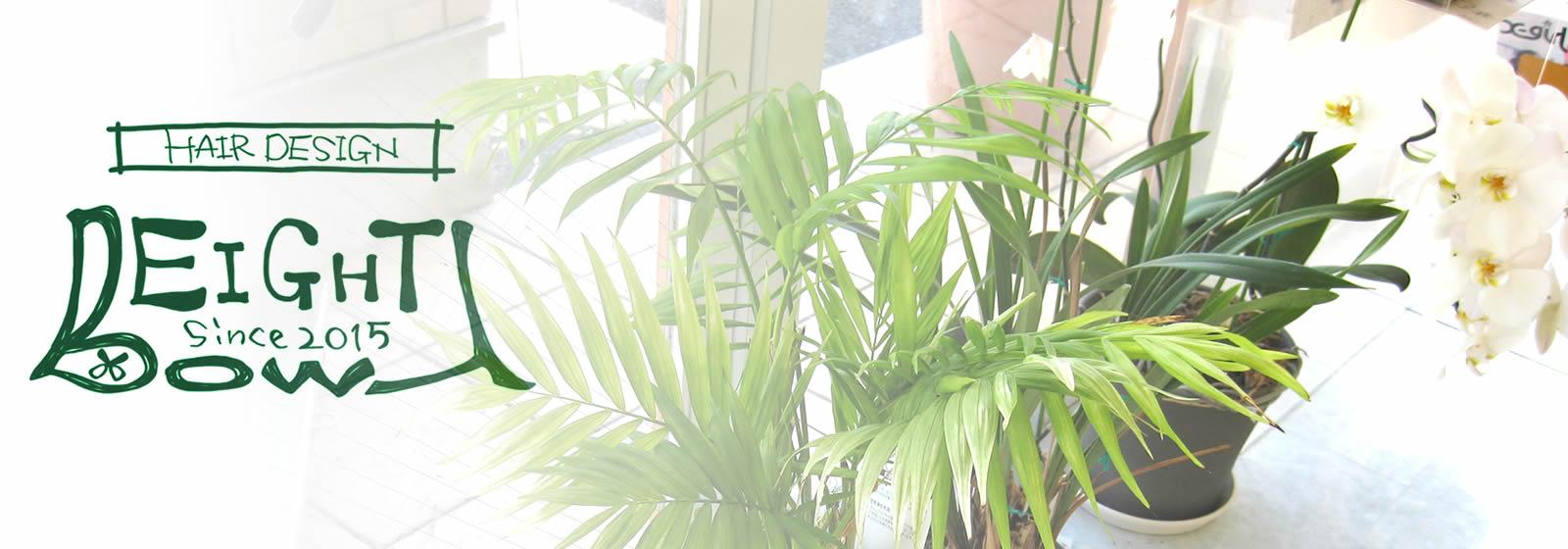 滋賀県大津市今堅田の美容院・美容室エイトボウルメイン画像