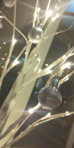 白樺ツリー イルミネーション クリスマス 年末 ヘアドネーション郵送